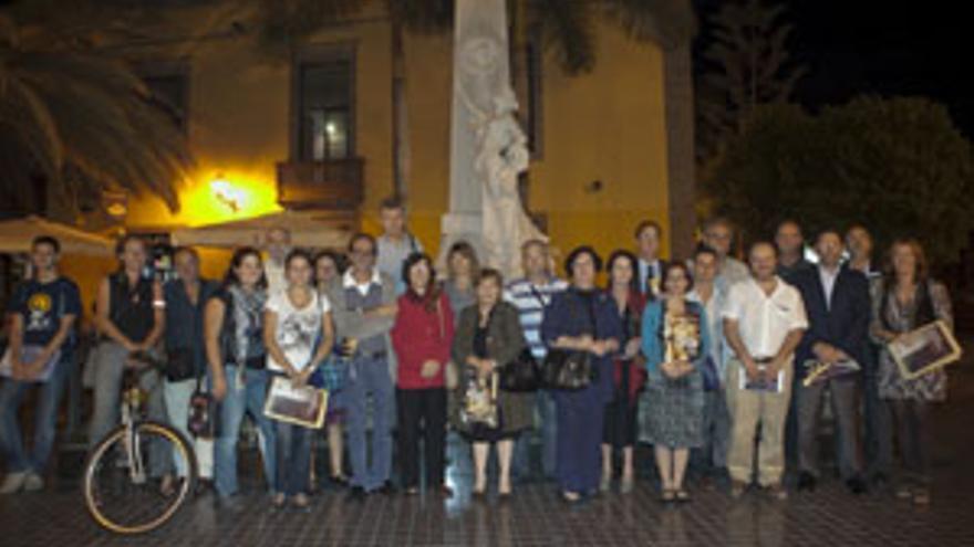 Memoria Histórica de Canarias homenajea al poeta Miguel Hernández