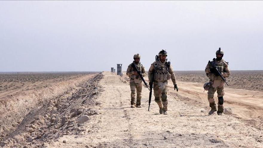 Mueren 20 dirigentes yihadistas en Al Anbar, entre ellos un británico
