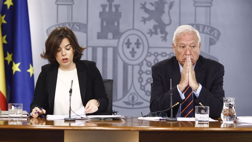 """Santamaría: """"Si Sánchez ha decidido seguir con su 'no' es algo que también valorarán los españoles"""""""