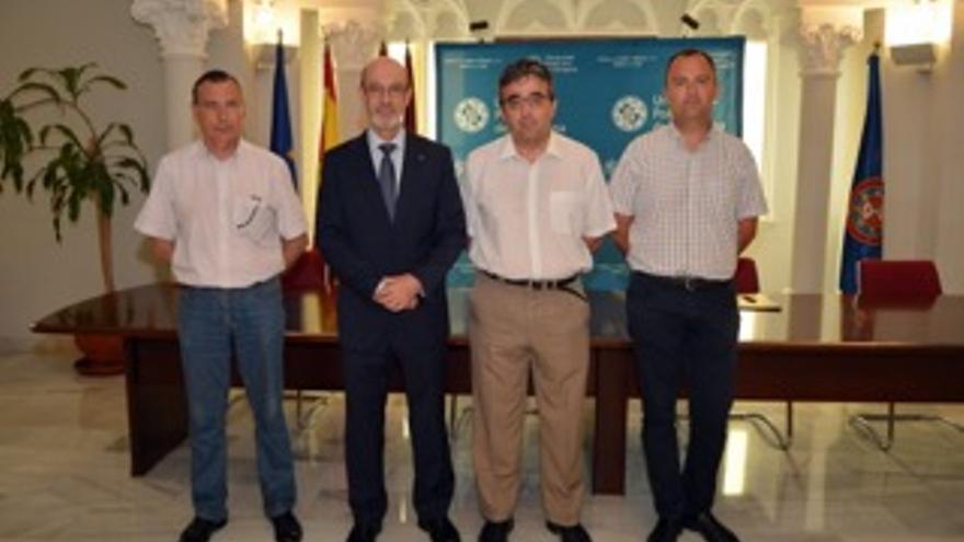 Astrade y la UPCT firman un convenio para incrementar la colaboración en investigación