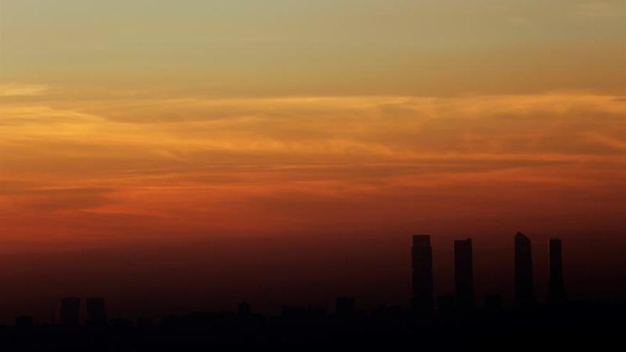 Madrid superó en 2015 los niveles de todos los contaminantes atmosféricos