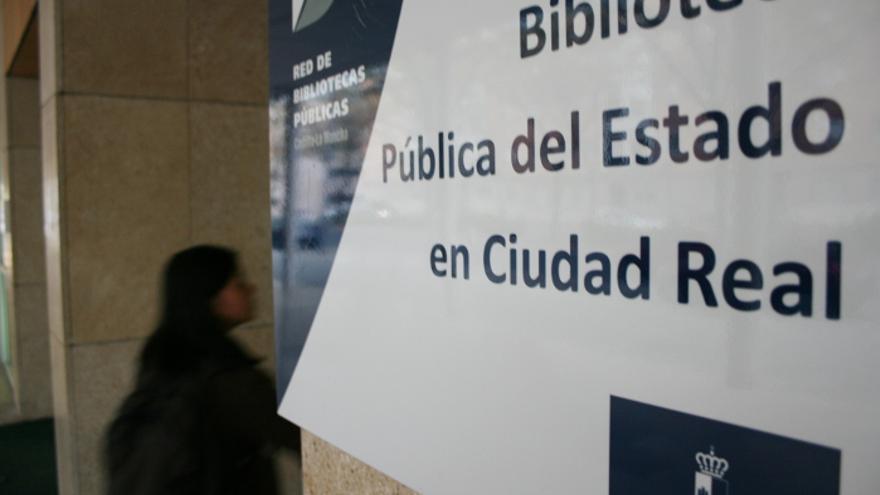 Biblioteca pública de Ciudad Real / Foto: El CRisol de Ciudad Real