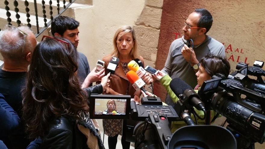 Lloveras (AMI) dice que más de 700 alcaldes catalanes han remitido decretos de apoyo al referéndum y a la Generalitat