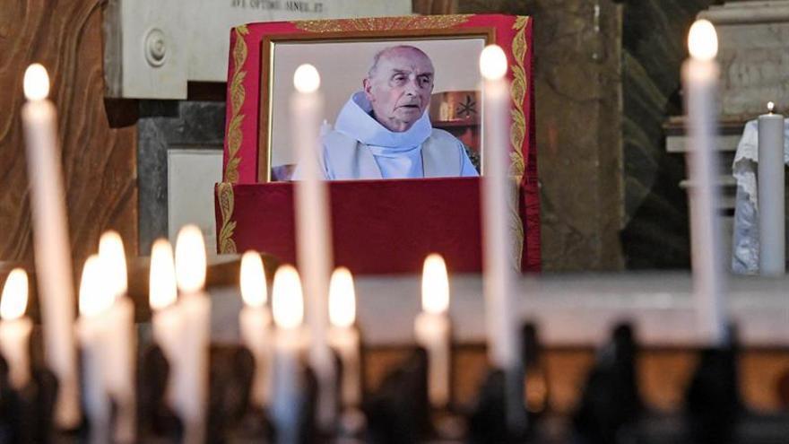 El Papa celebrará una misa por el párroco francés asesinado por yihadistas