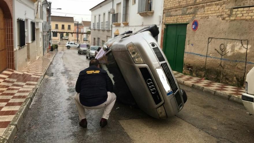 Pedrera convoca una junta local de seguridad el viernes ante los incidentes tras el accidente de tráfico
