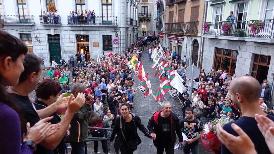 Covite denuncia al Ayuntamiento de Lekeitio por homenajear al expreso de ETA Antonio Gabiola