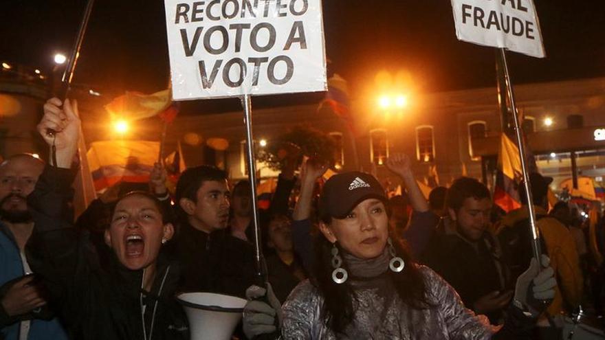 El CNE de Ecuador difunde un video de apoyo a los comicios que opositores rechazan