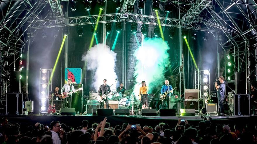 Más de 20.000 personas entre profesionales, bandas y público disfrutan del Monkey Week 2017