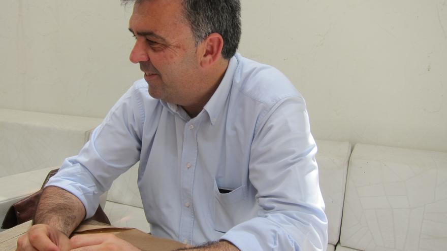 """Cárdenas (IU): """"En las próximas elecciones municipales vamos a tener los mejores resultados de la historia"""""""