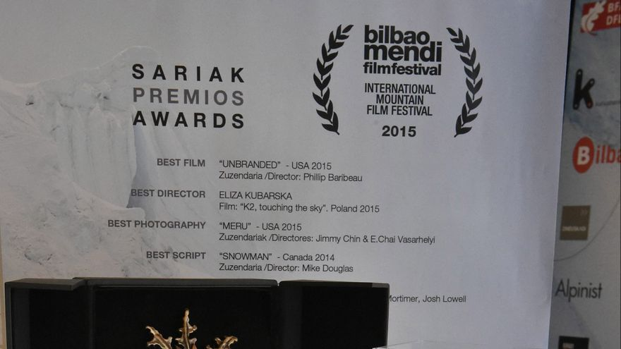 Bilbao Mendi Film Festival.