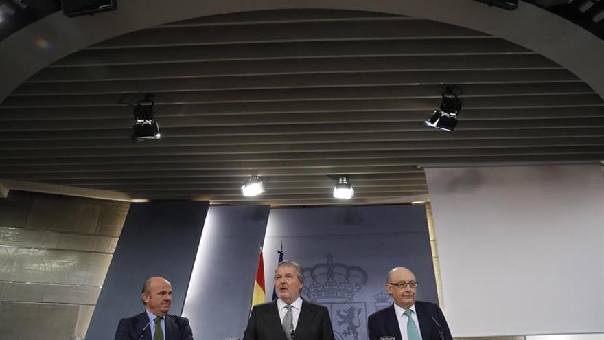 El Gobierno confía en Ciudadanos, CC y PNV para sacar adelante los Presupuestos