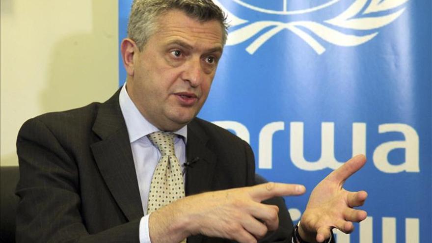 El italiano Grandi, elegido nuevo responsable de la ONU para los refugiados