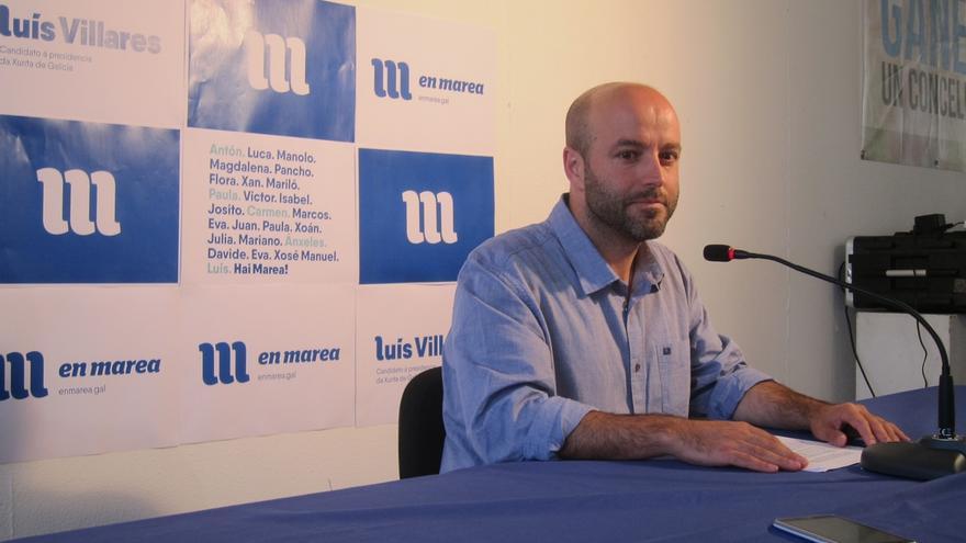 """Villares cree que """"el 'sorpasso' será al PP"""" y que con """"una semana más"""" de campaña rozarían la mayoría absoluta"""