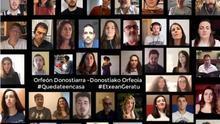 VÍDEO | A distancia, pero sincronizados: coros y orquestas interpretan himnos musicales contra la pandemia