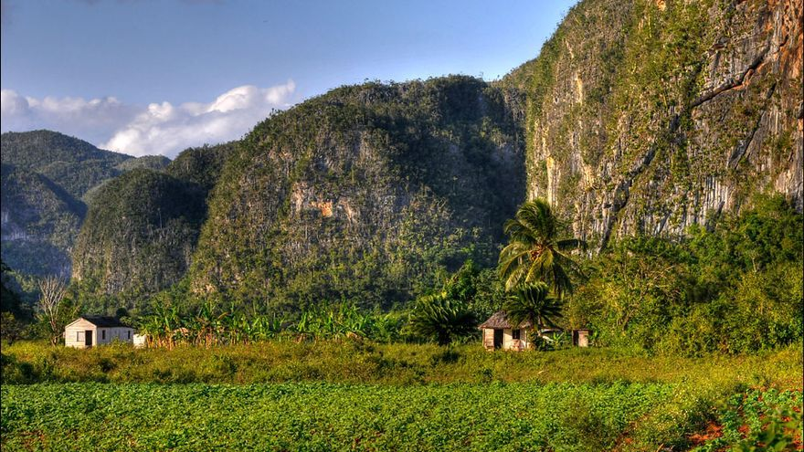 Valle Viñales, uno de los paisajes más imponentes de Cuba. Thomas Münter