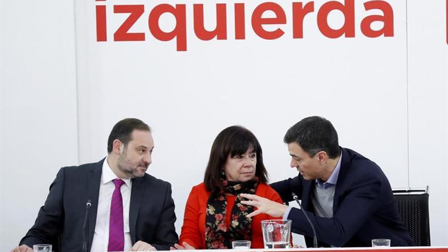 El PSOE reclama que Cifuentes, Aguirre y González comparezcan en el Congreso