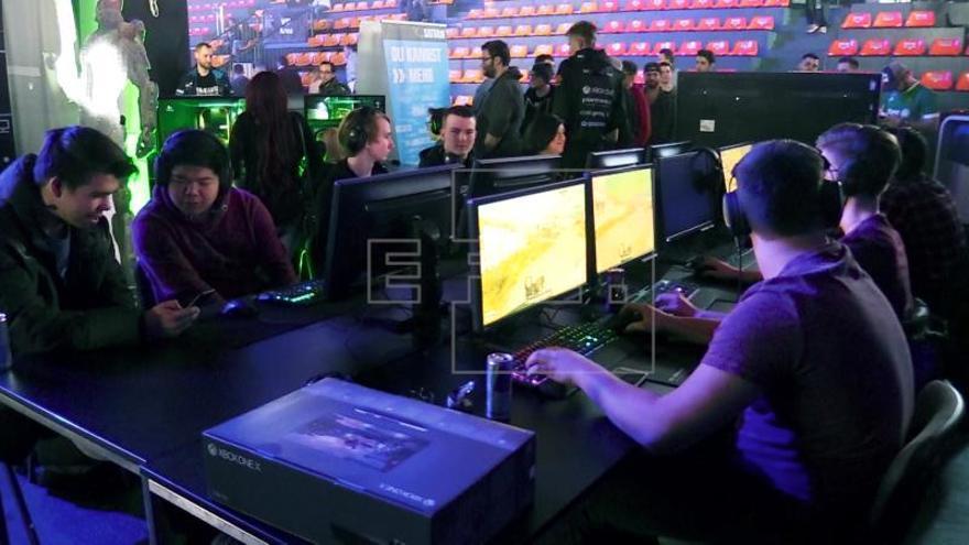 Viena Celebra Su Primer Campeonato De Juegos Electronicos