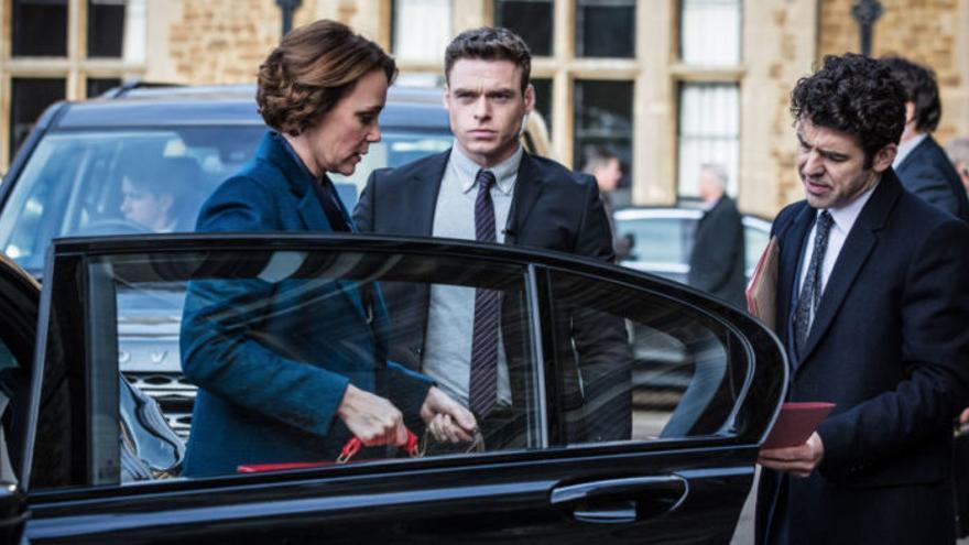 'Bodyguard': la gran serie británica no apta para personas con problemas cardiacos