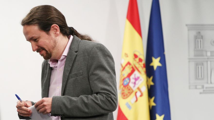 La negociación más inmediata entre el PSOE y Podemos pasa por la Mesa del Congreso, según Moncloa