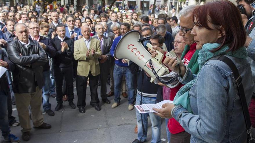 """Huelga de trabajadores de """"El Correo de Andalucía"""" para pedir su continuidad"""