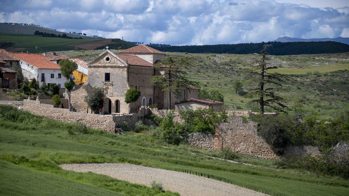 Convento de Cogolludo
