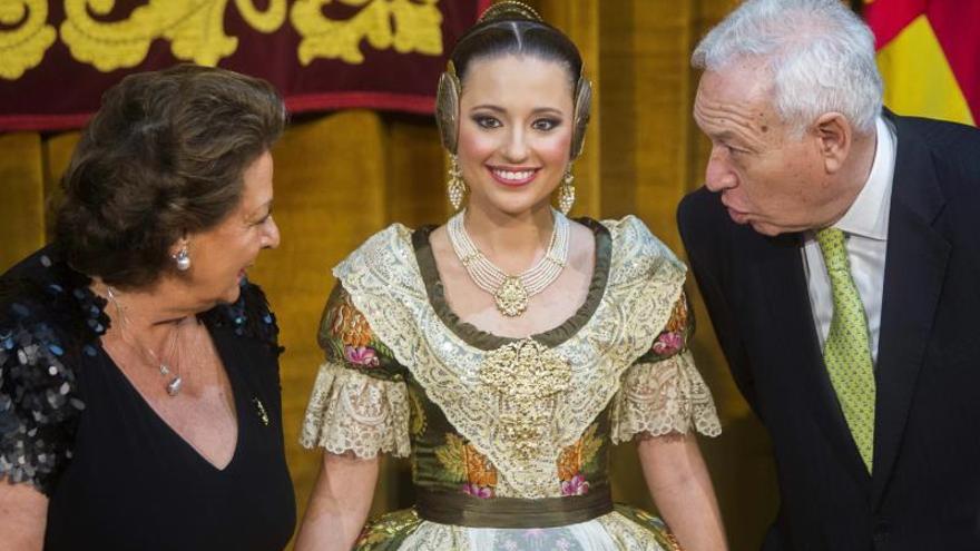 Margallo: Elegí ser valenciano y me he empeñado en servir a los valencianos