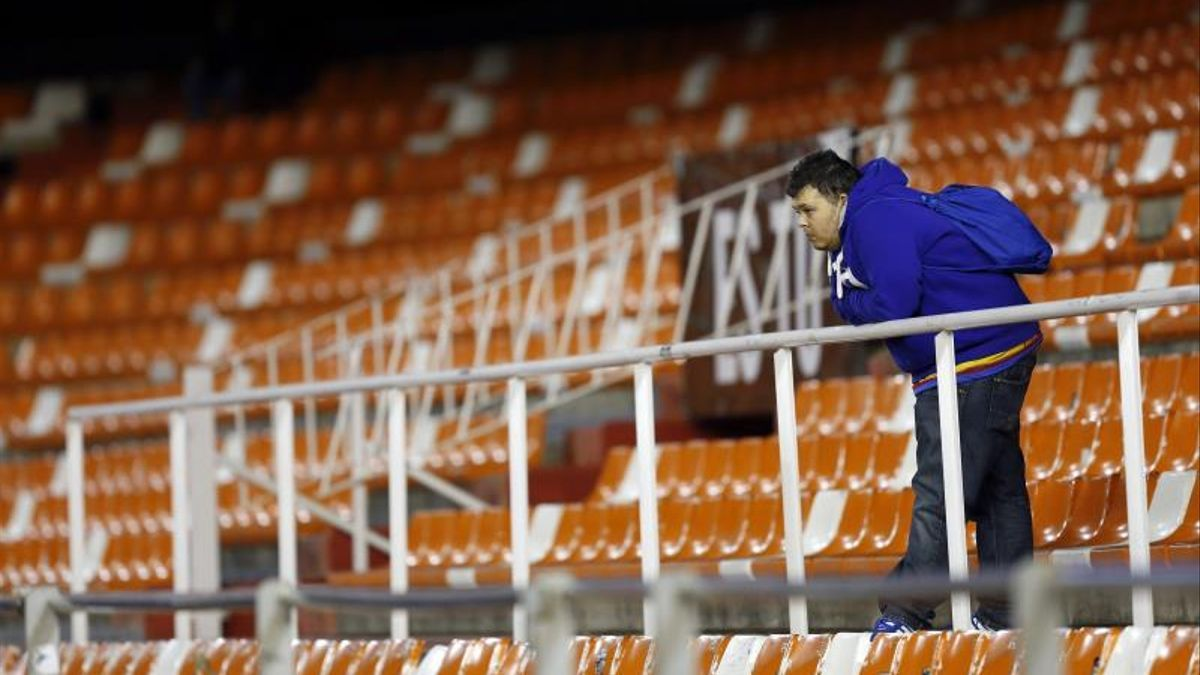 Sanidad recomienda que el Valencia-Atalanta y Getafe-Inter sean a puerta cerrada