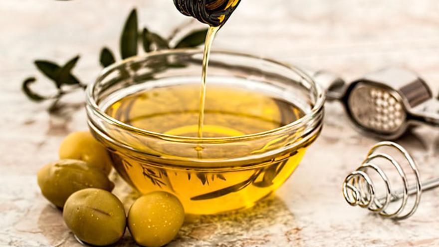 Aceite de oliva   PIXABAY