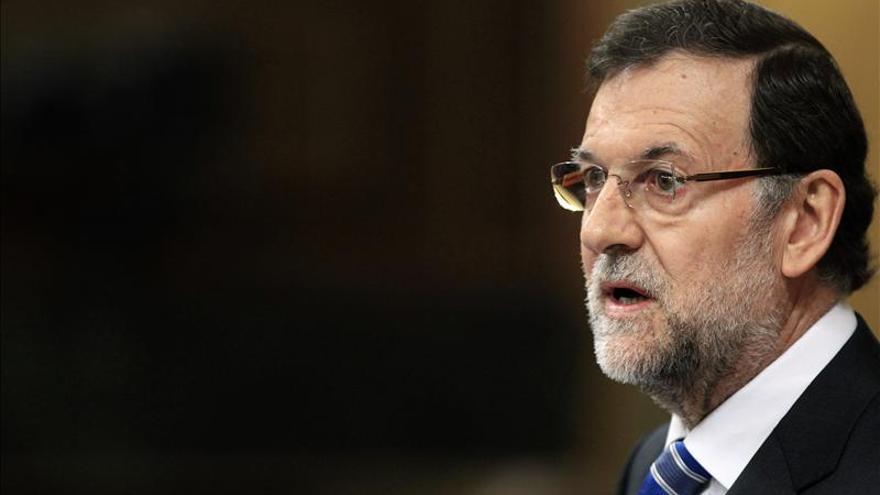 Rajoy no está molesto con sus barones y augura pacto sobre déficit autonómico