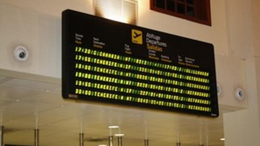 Aeropuerto de La Palma. (ACN PRESS)