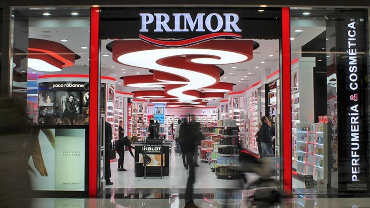 Perfumerías Primor