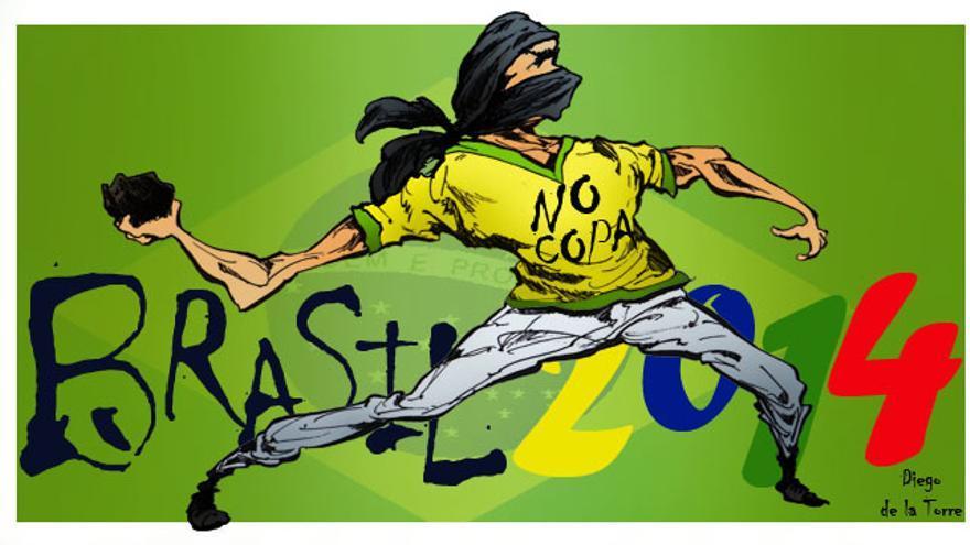 Logo extraoficial de la (no) Copa