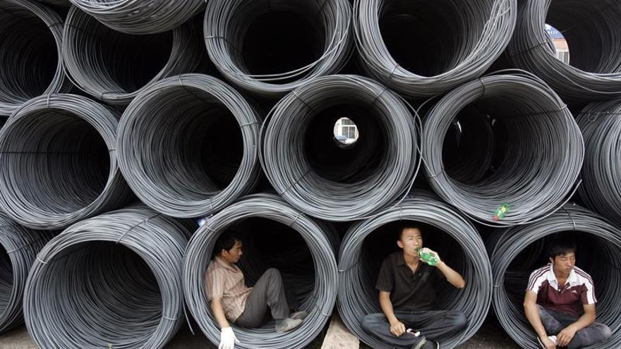 La UE impone el derecho antidumping definitivo a productos planos de acero chinos