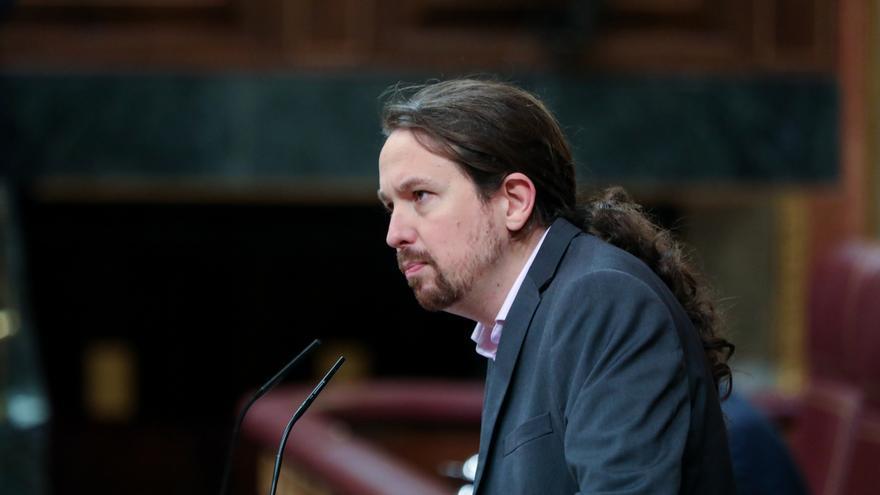 Pablo Iglesias homenajea hoy a los abogados de Atocha, en su primer acto desde que es vicepresidente
