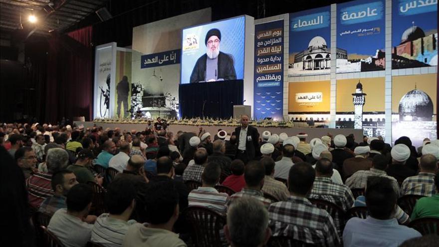 El líder de Hizbulá condena los ataques terroristas en París y Beirut
