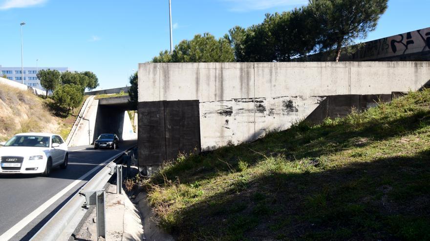 Las obras inservibles de la M-30: Gallardón enterró 11,5 millones de euros en unas rampas a ninguna parte