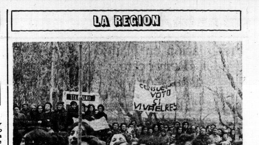 Noticia del Diario Informaciones el 18 de diciembre de 1976 / Apropósito Creaciones