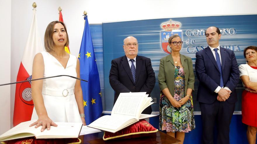 """Sánchez Ruiz asume con """"ilusión"""" la Dirección de Economía y Asuntos Europeos a la que dará """"un nuevo impulso"""""""