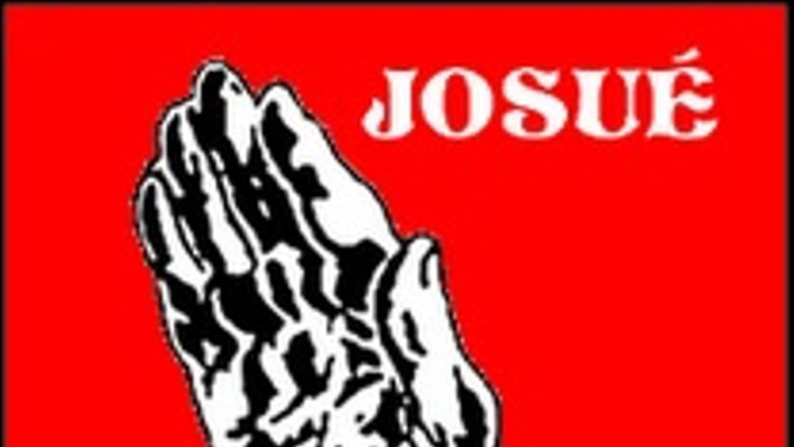 Cartel de apoyo a Josué Estébanez, condenado por el asesinato de Carlos Palomino