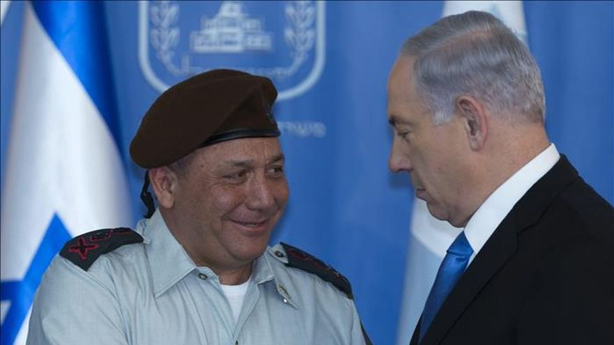 Netanyahu transmite a su homóloga danesa condolencias por los últimos ataques