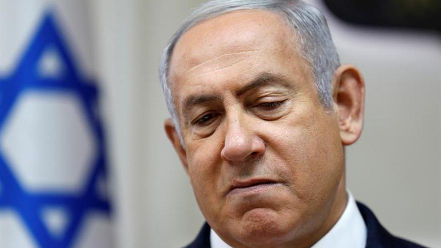 Netanyahu defiende la ley Estado Nación tras la manifestación de Tel Aviv