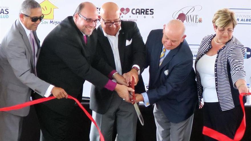 La Fundación de Marc Anthony inaugura un albergue para niños al sur Puerto Rico