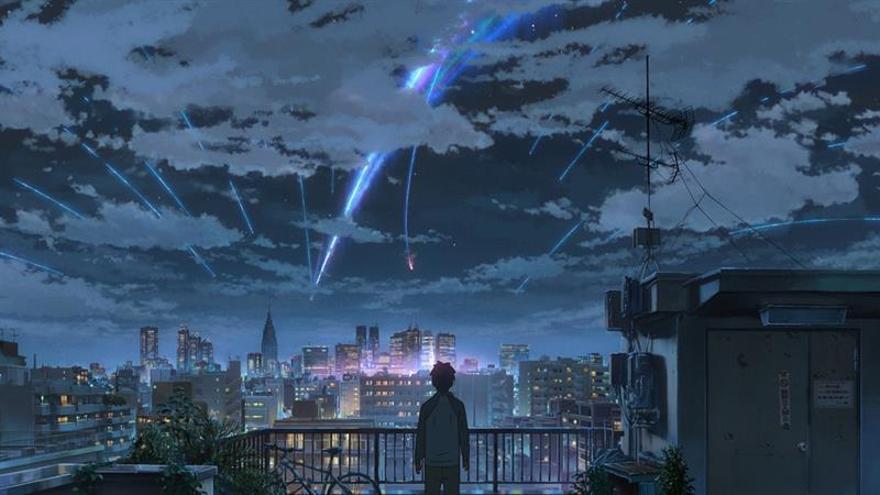 """""""Your name"""", el nuevo hito de la animación japonesa que arrasa en taquilla"""