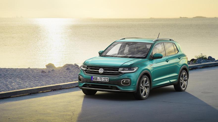 El T-Cross se fabrica en la planta de Volkswagen en Landaben, Navarra.