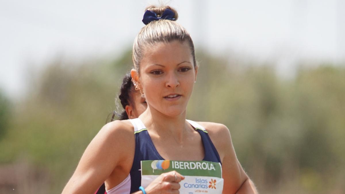 Irene Lorenzo Hernández. TENERIFE CAJACANARIAS