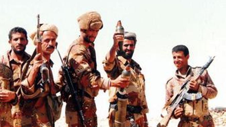 Las fuerzas saudíes detienen a decenas de rebeldes
