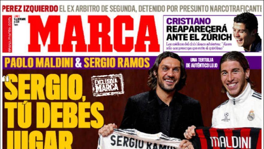 De las portadas del día (16/11/09) #12