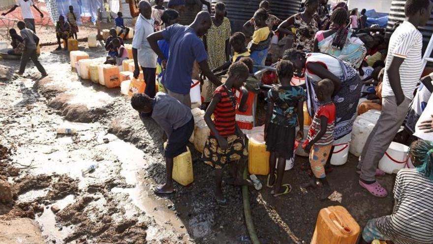 Sudán del Sur prohíbe salida de empleados de MSF tras denuncia de violaciones