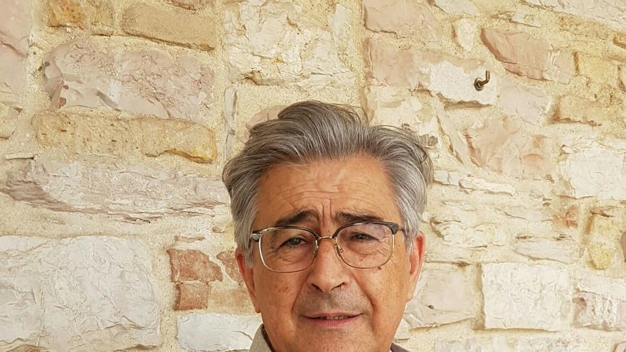 Juan Gavilán, antropólogo y autor del libro, Infancia y transexualidad