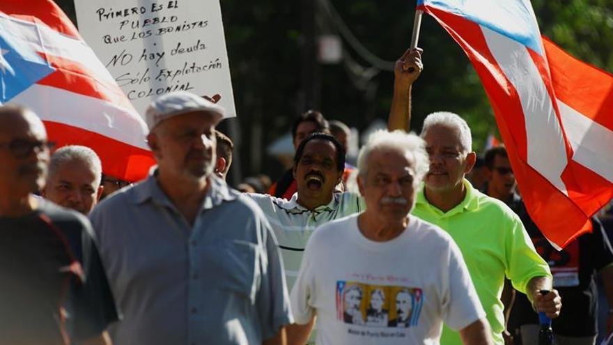 Puerto Rico dice que sólo tiene 200 millones de dólares en su cuenta